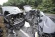 Оприлюднено фото з місця фатальної аварії, в яку потрапив владика із Закарпаття, – ЗМІ