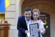 Президент нагородив 11-річну закарпатку за її героїчний вчинок