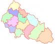 На Закарпатті планують суттєво зменшити кількість районів