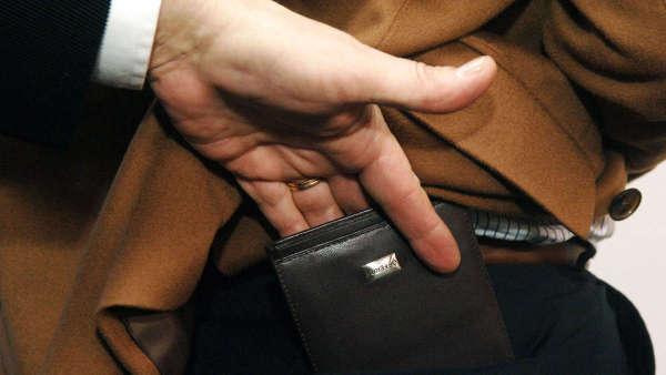 Чоловік з Іршавщини вкрав два гаманці