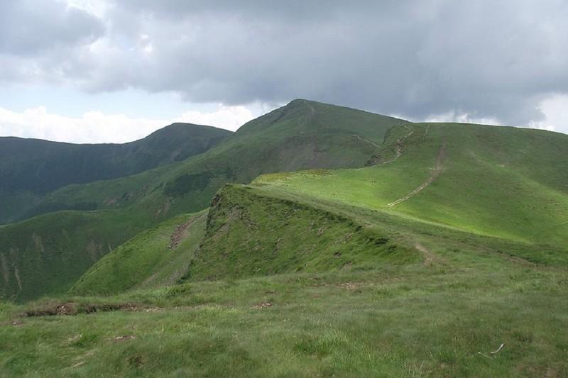 У горах на Рахівщині заблукав турист