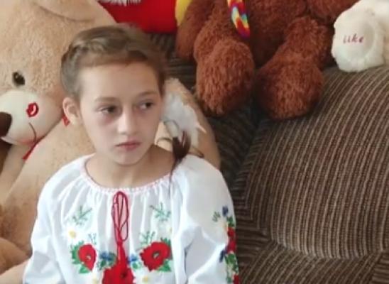 Журналісти розповіли про маленьку закарпатку, яка вразила всю Україну
