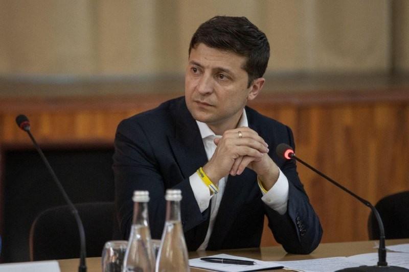 Володимир Зеленський підписав законопроєкт про імпічмент президента