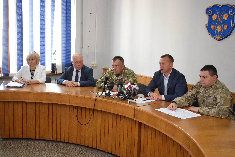 Відома кількість юнаків, яких восени призвуть в армію з Ужгорода та району