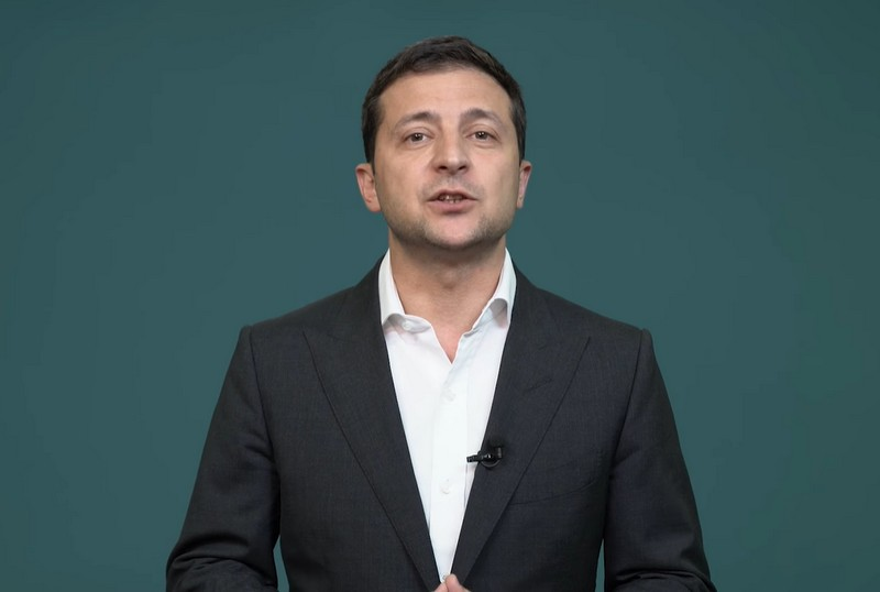 Володимир Зеленський запустив наймасштабніший флешмоб