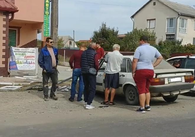Сьогодні сталась фатальна ДТП: загинув таксист