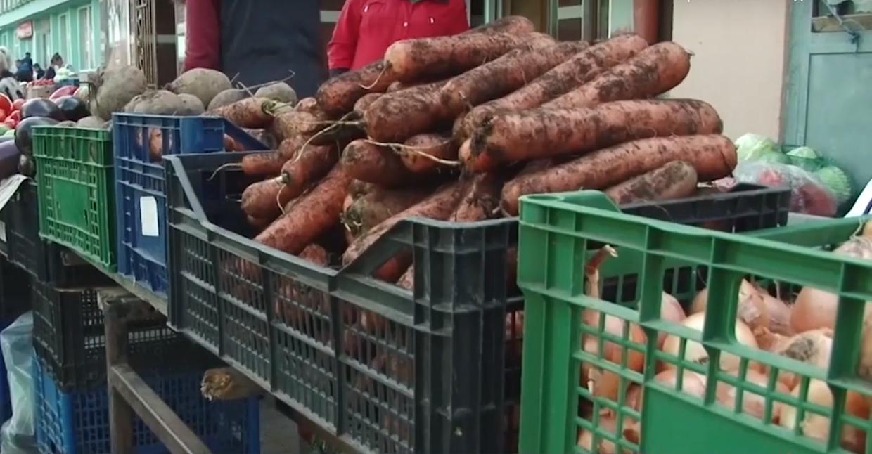 «Борщовий набір» на ринках Мукачева: що подорожчає восени, а що впаде в ціні