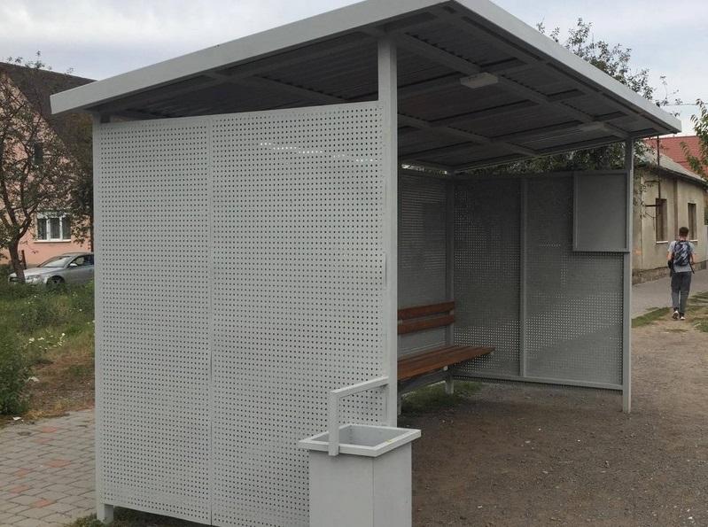 У Мукачеві встановлять нові автобусні зупинки