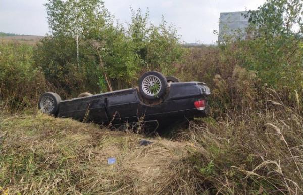 На Ужгородщині сталася аварія. Водій втік