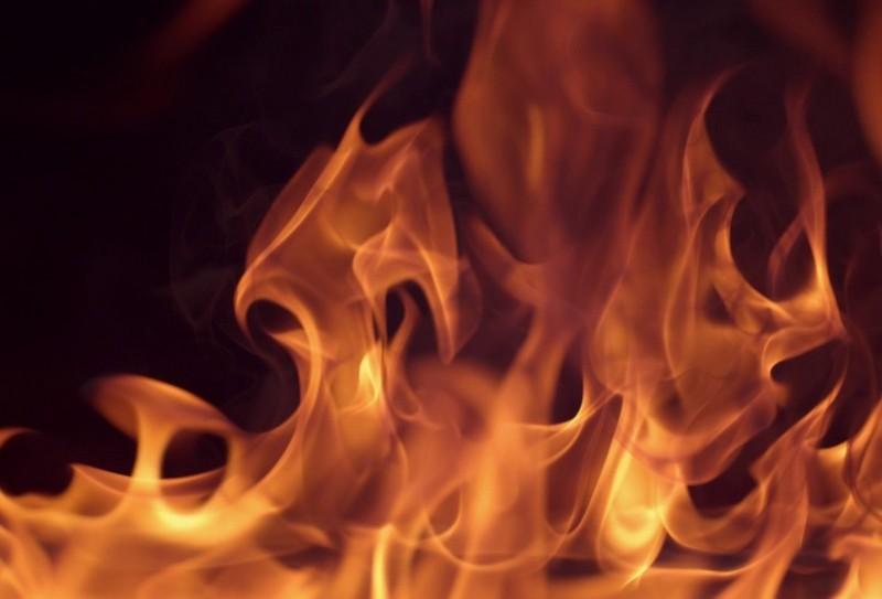 Серед ночі в гуртожитку сталась пожежа