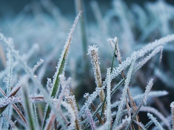На Закарпатті прогнозують заморозки та сніг