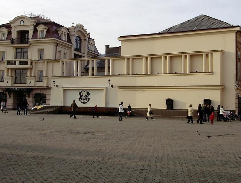 У центрі Ужгорода відбудеться святковий концерт