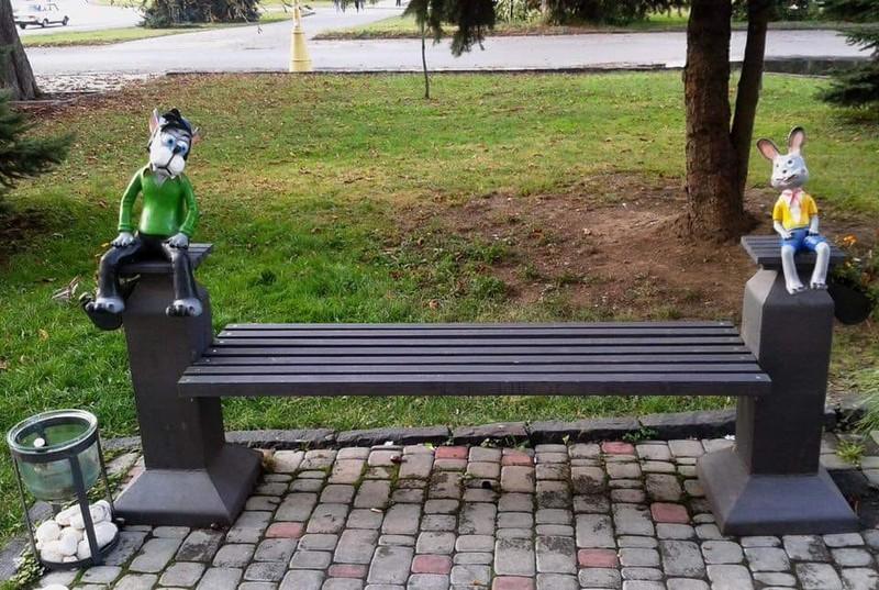 Вандали наробили шкоди в Ужгороді