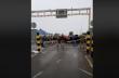 """Що зараз відбувається на КПП """"Тиса"""": оприлюднено відео"""