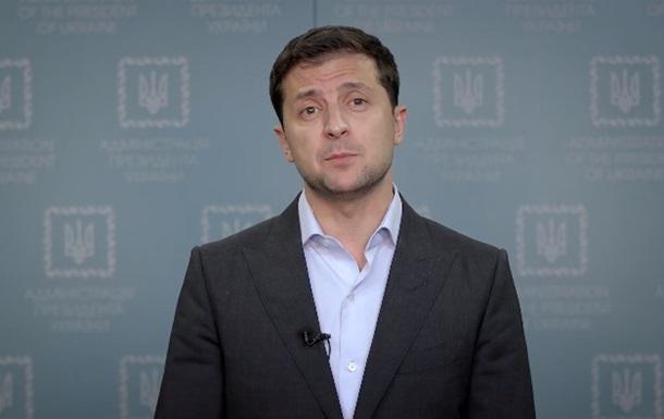 Зеленський відреагував на протести людей і записав звернення до українців