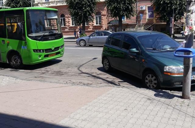 За відмову перевозити пільговиків водіям маршруток збільшили штраф