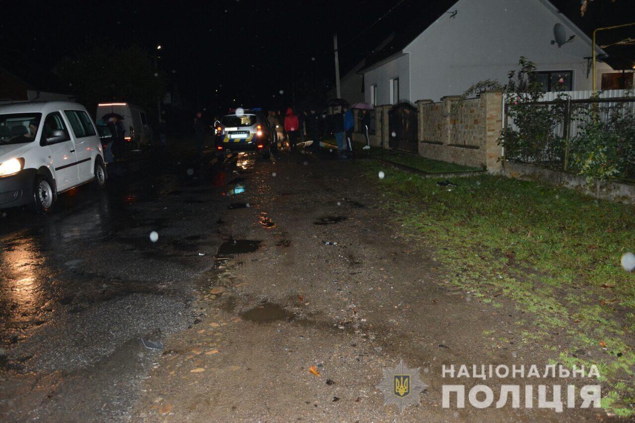 Страшна аварія на Тячівщині: чоловік помер на місці