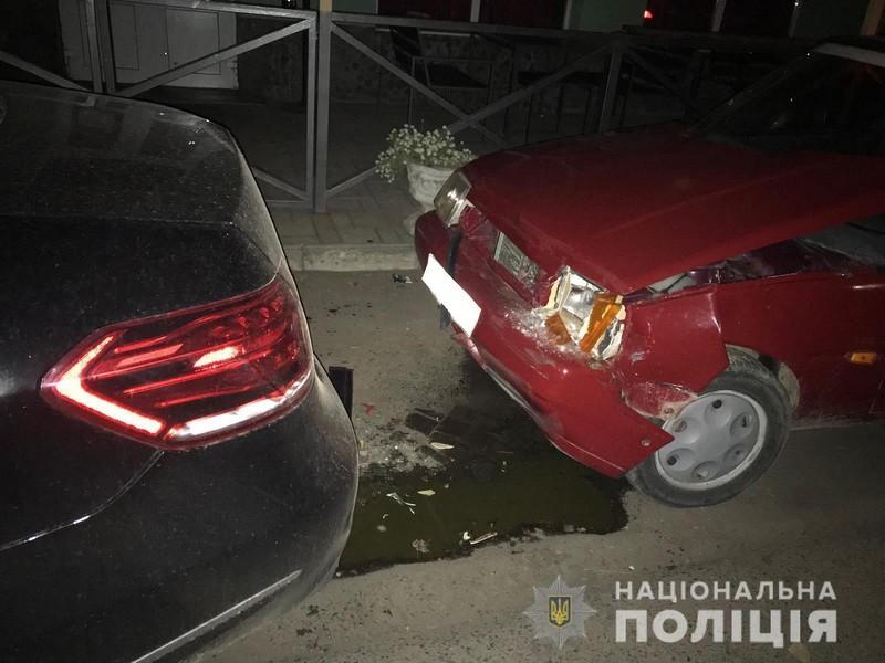 Нетверезий водій скоїв аварію у Перечині
