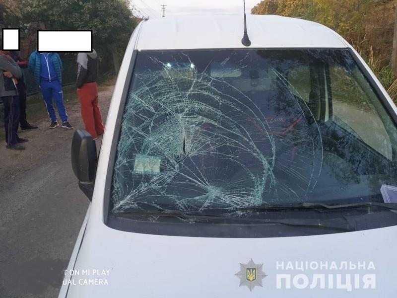 П'яний водій збив дівчинку. Вона у реанімації