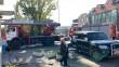 Пожежа в Ужгородській міській лікарні: перші офіційні подробиці
