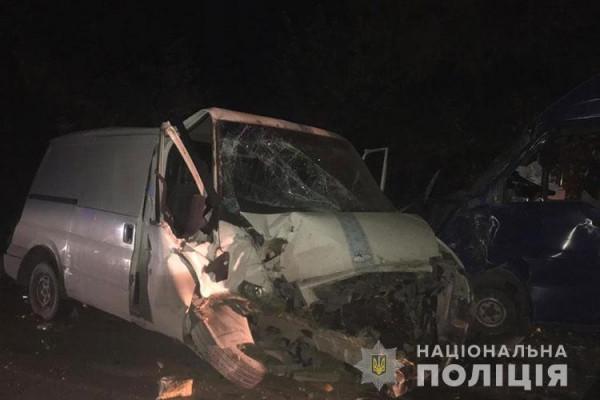 ДТП за участі фури: загинув закарпатець