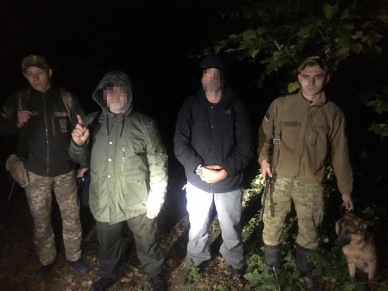 На Закарпатті затримали двох громадян Росії
