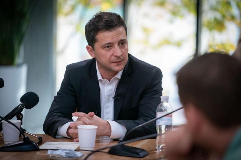 Зеленський ініціював заборону перевірки ФОПів на два роки