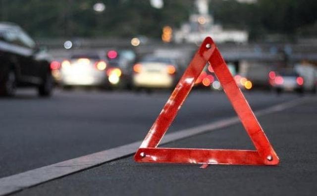 П'яний водій збив велосипедиста