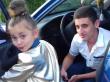 Поховали 8-річну дівчинку, на яку наїхало авто