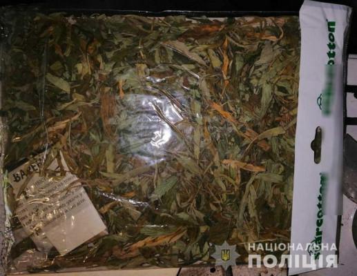У жителя Чинадієва вилучили нарковмісні речовини