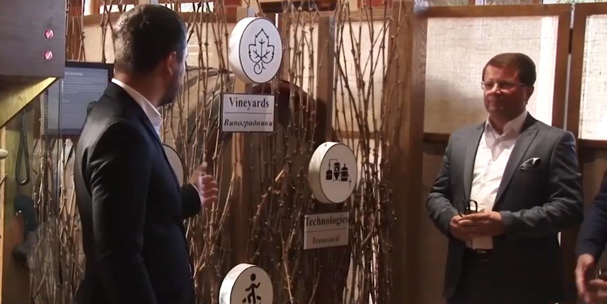 На Закарпатті відкрили перший в західній Україні Музей винороба Чиза