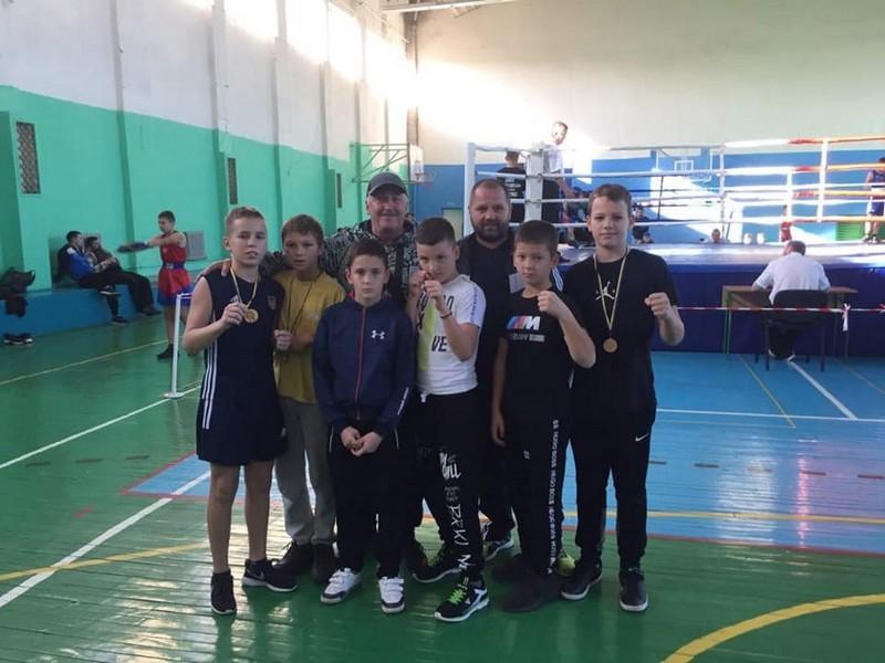 Мукачівські боксери показали чудовий результат на Всеукраїнському турнірі