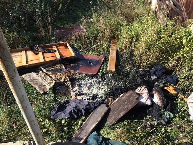 Рятувальники розповіли про пожежі, які сталися на Виноградівщині