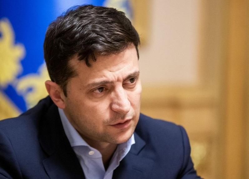 Рівень довіри до Володимира Зеленського знижується