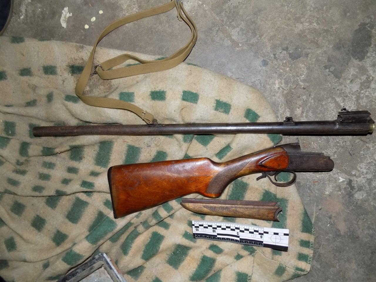 У Хусті чоловік вистрілив у жінку з рушниці
