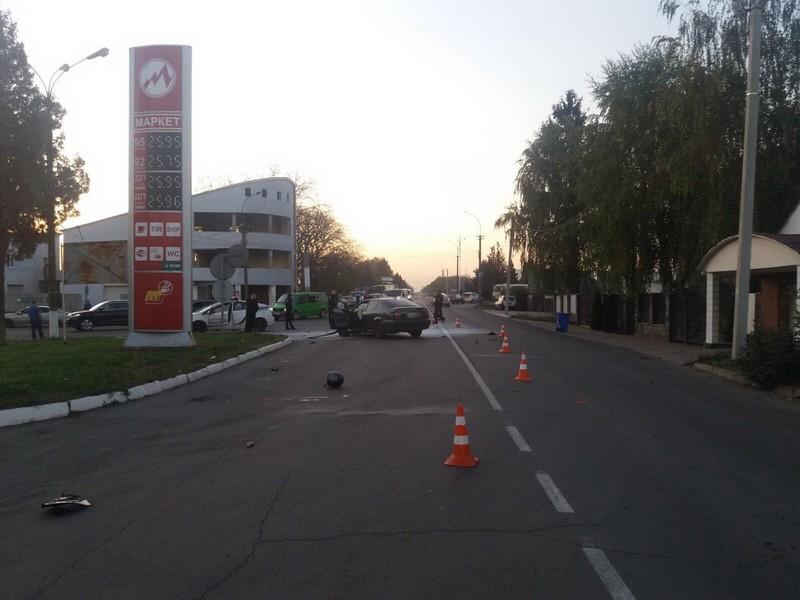 Травми були надто важкі: подробиці фатальної ДТП у Мукачеві