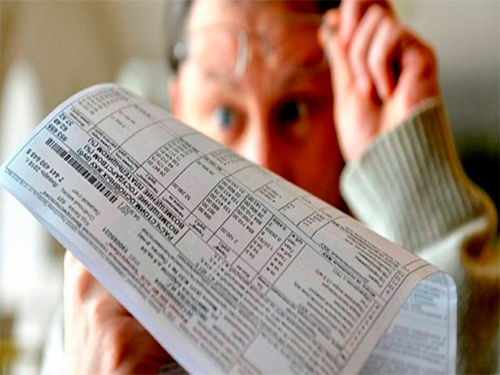 Кабмін збільшив вартість комунальних послуг для отримувачів субсидій