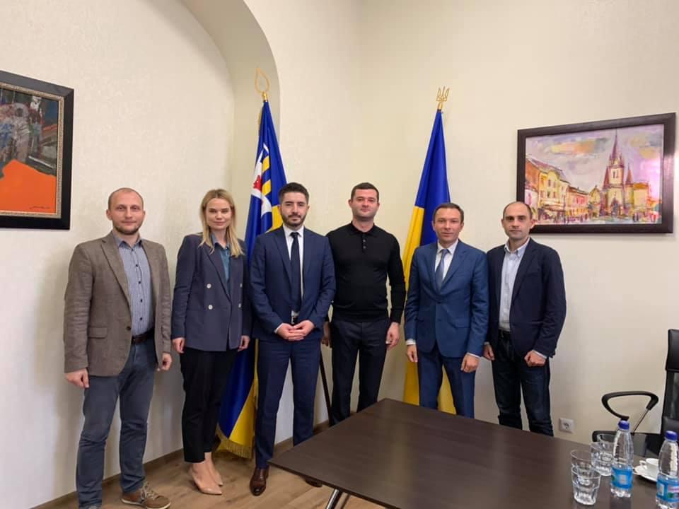 До розробки стратегії Мукачівської міської ОТГ долучились європейці