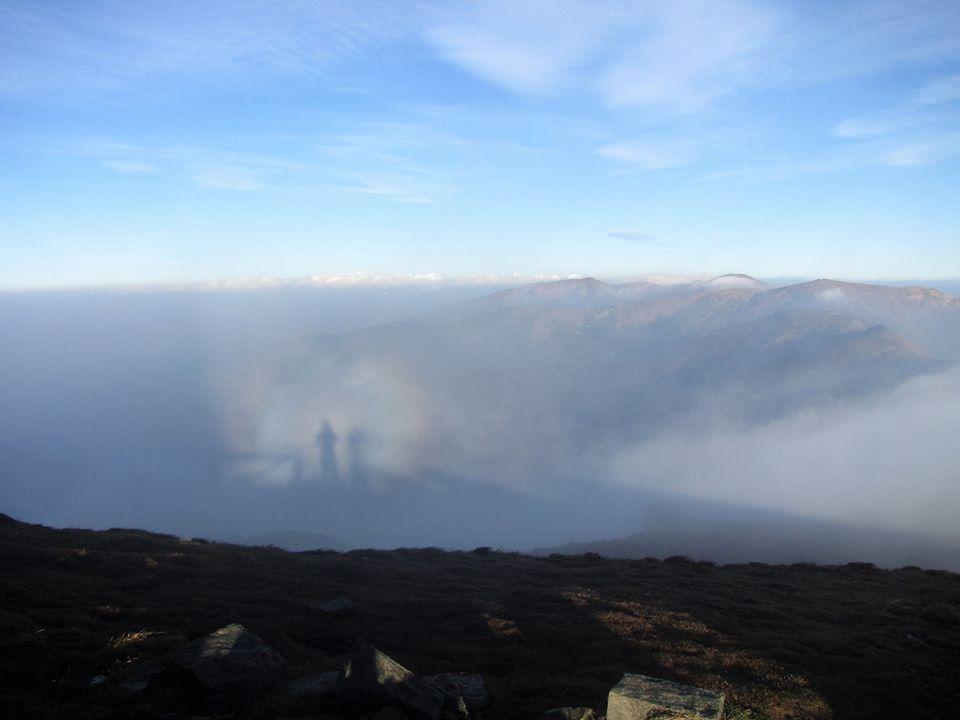 У горах сфотографували Брокенського привида: що це таке та як виглядає