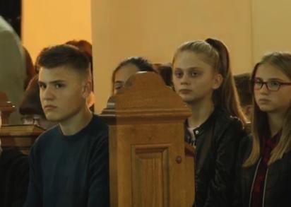Молитовні чування, присвячені Богородиці, відбулися в Мукачеві