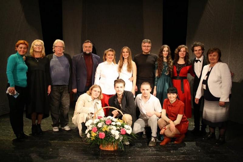 У Мукачеві завершився театральний фестиваль-конкурс молодіжних театрів України