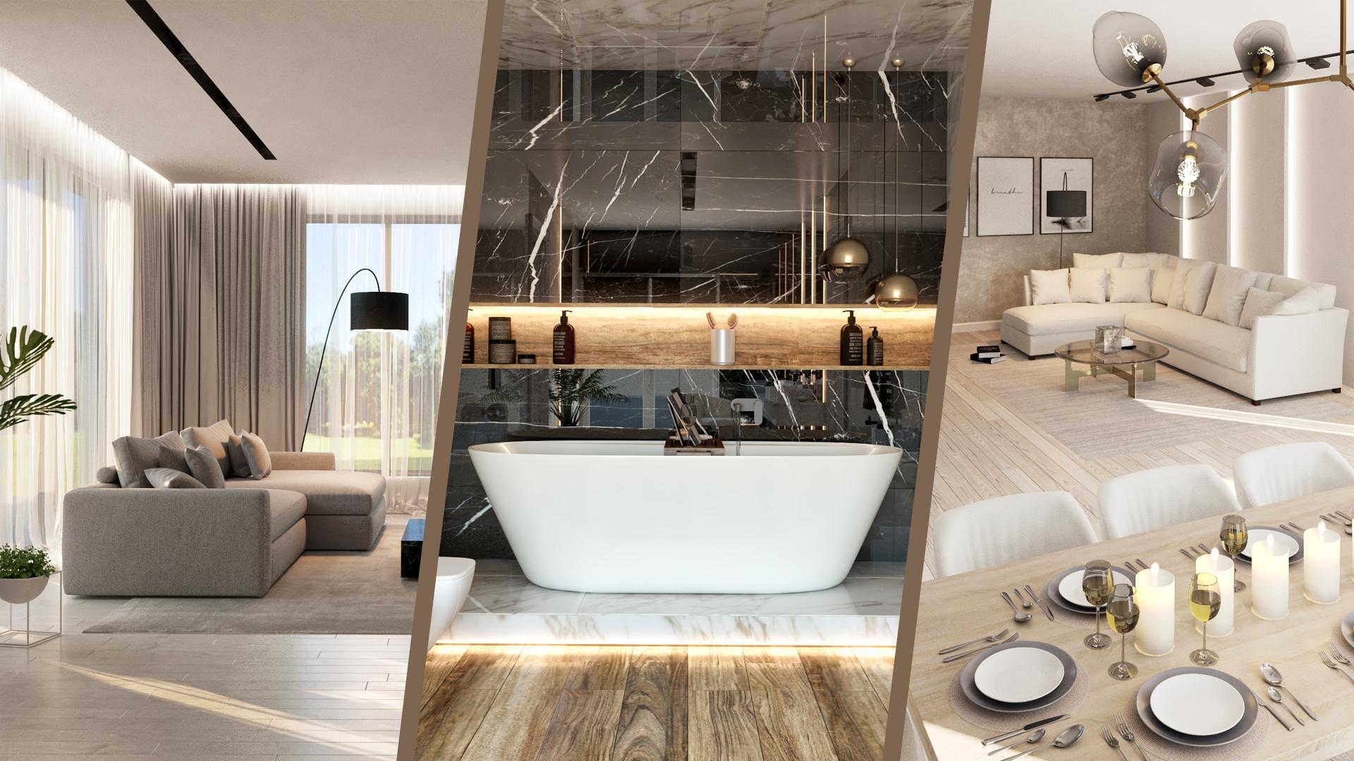 Дизайн квартири чи будинку: як зробити помешкання стильним і комфортним