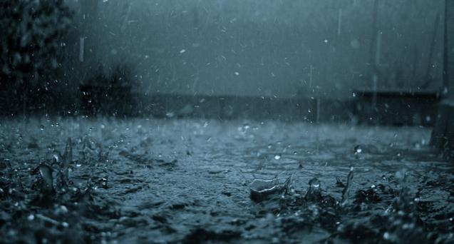В області оголосили штормове попередження через негоду, яка насувається