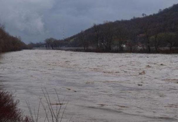 На Закарпатті очікують підвищення рівнів води у річках