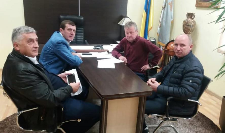 У Тячеві обговорили впровадження проєктів ДФРР