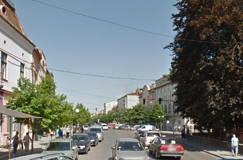 Сьогодні в центральній частині Мукачева перекриють рух