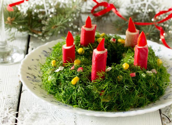Меню на Новий рік 2020: рецепти новорічних салатів
