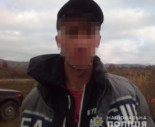 Поліція затримала чоловіка, який скоїв серію злочинів