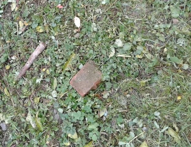 Мукачівці виявили у парковій зоні небезпечну знахідку
