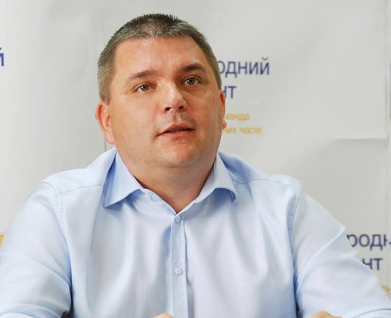 Зеленський призначив голову Берегівської РДА